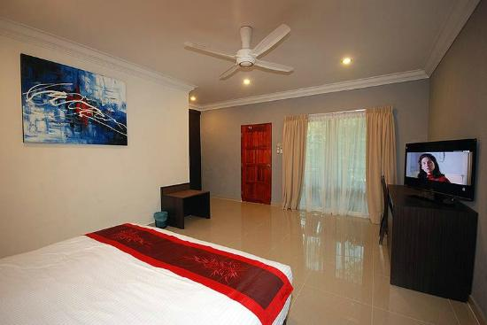 Tioman Dive Resort : Executive Double/Twin Room