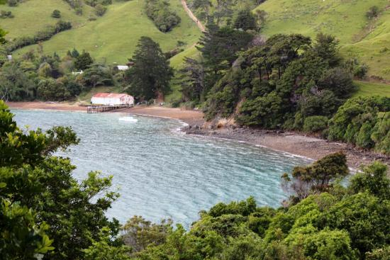 Te Rawa Resort : walk around bays
