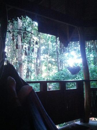 Korrigan Lodge: Lounging at Korrigan