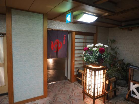 Shimoda Juraku Hotel: 大浴場への通路