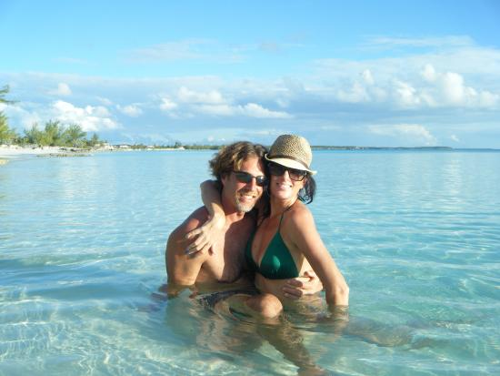 Pigeon Cay Beach Club: Beautiful bath water