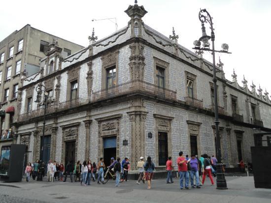 Sunborns casa dos azulejos picture of sanborn 39 s for Sanborns azulejos mexico city