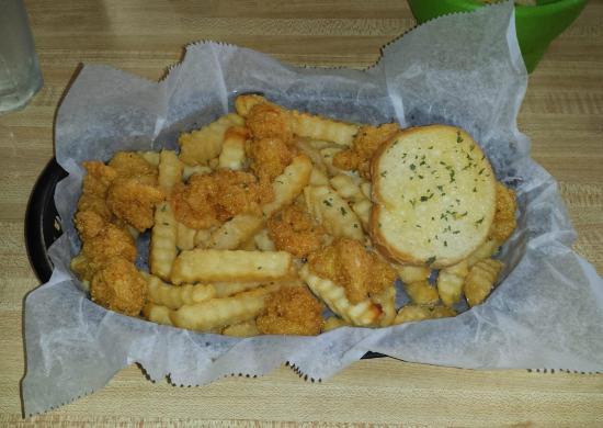 PawPaw's Kajun Kitchen: Fried Shrimp