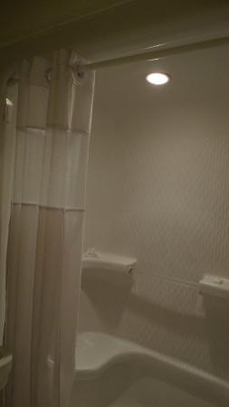 The Hotel Hollywood: Banheiro