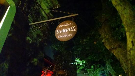 Parrillada Trouville: Trouville