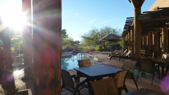 Aji Spa - Sheraton Wild Horse Pass Resort & Spa: Poolside B