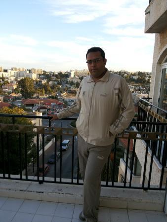 Addar Hotel : balcony