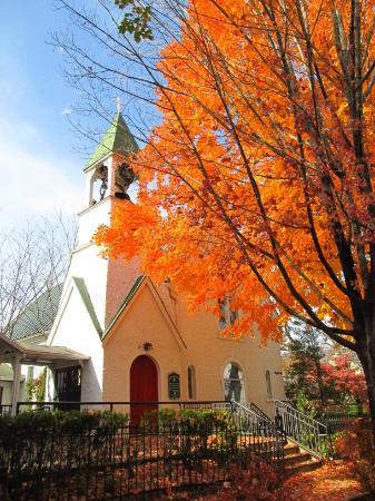 Ουάσιγκτον, Βιρτζίνια: View of nearby church