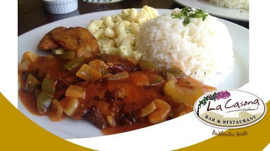 La Casona  Bar & Restaurante: Delicious Specials Every Day