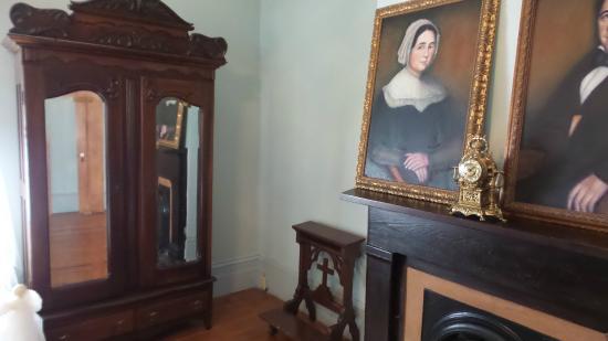 St. Joseph Plantation: Inside the house