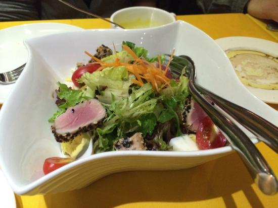 Sale e Pepe Italian Restaurant & Winebar: my favorite salad