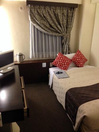 ホテル ルウエスト 名古屋, 室内