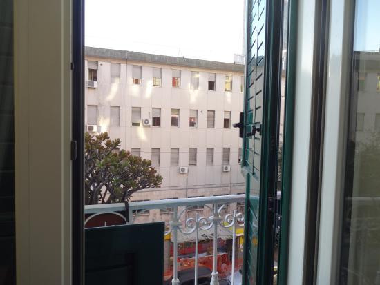Grand Hotel Europa: 部屋からの眺め