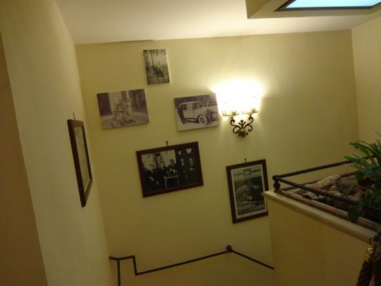 Grand Hotel Europa: 廊下