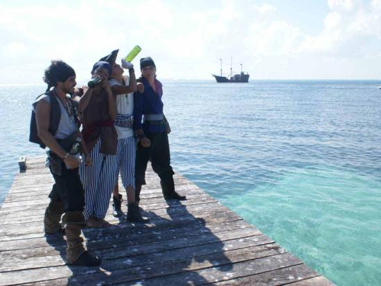 Isla Mujeres Pirate Adventure