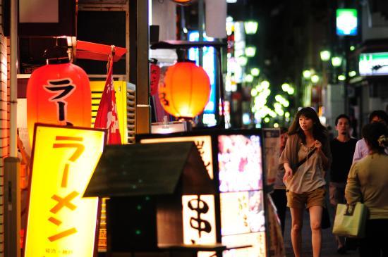 东京城市探险
