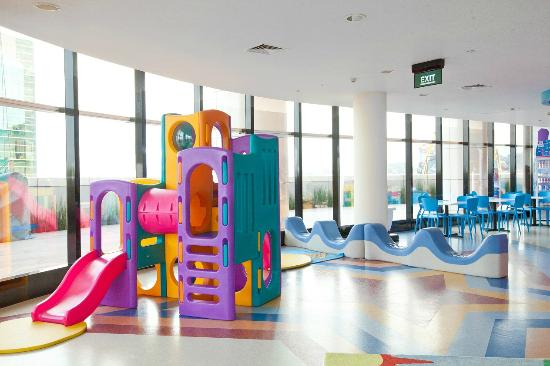 The Trans Luxury Hotel Bandung: The Kids Club