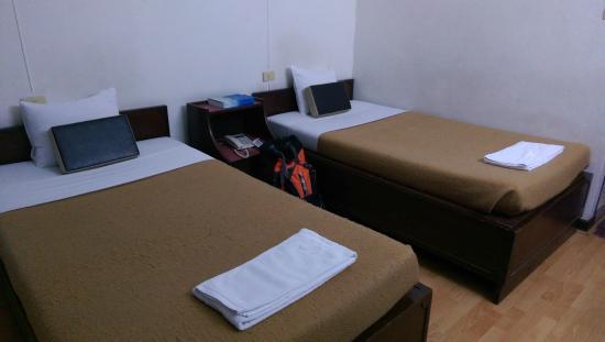 Krung Kasem Sri Krung Hotel: Standard Twin