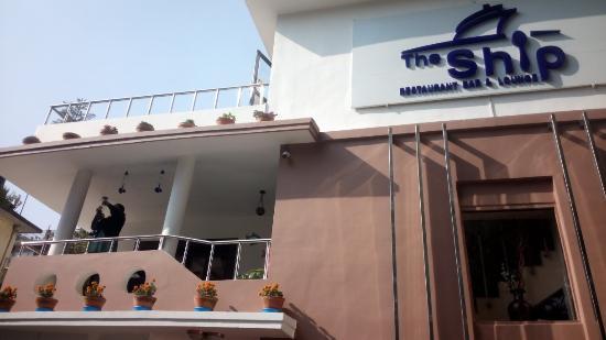 The Ship Restaurant Bar and Lounge: Внешний вид