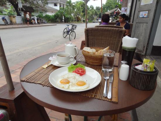 Le Café Ban Vat Sene: es gab auch mehr !