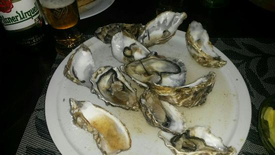 French oysters