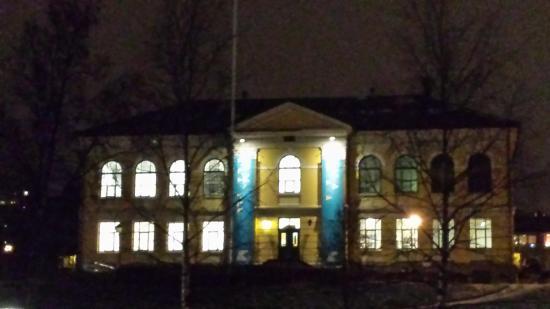 Tromsø Center for Contemporary Art: Facade From Polaria