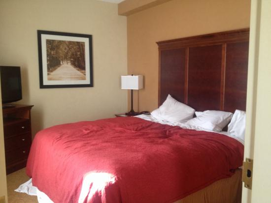 Country Inn & Suites By Carlson, Anderson: King suite