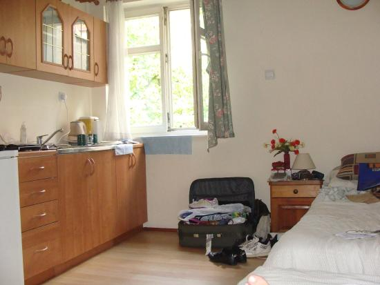 Cracowrent Apartments: Interior de uno de los departamentos.