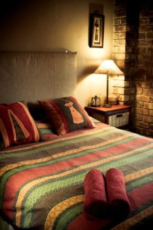 Olievenhoutsrus Guest & Game Farm: Main bedroom