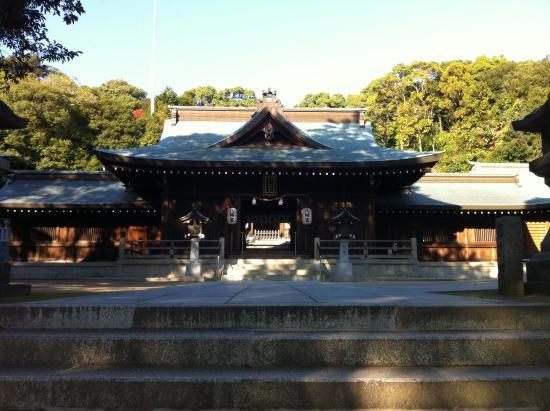 Tainohatake Yakuyoke Hachimangu