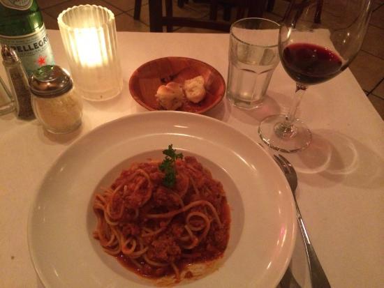 Mama's Meatball: Perfect Spaghetti & Meatball