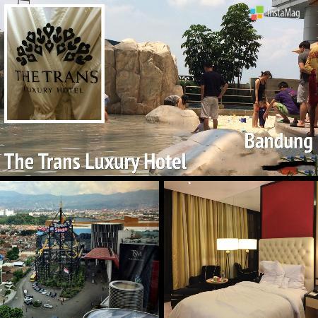 Kolam renang kamar picture of the trans luxury hotel for Dekor kamar hotel di bandung