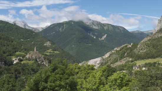 Chambres D'Hôtes Les Means : La valléee de Barcelonnette