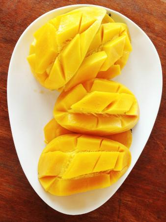 The best mango in the world!