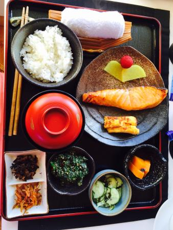 Delicious And Healthy Japanese Breakfast Picture Of Shizuka