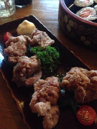 Taiko Japanese Restaurant & Bar : Chicken karaage