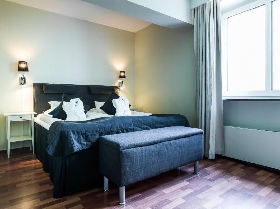 First Hotel Martenson: Deluxe room