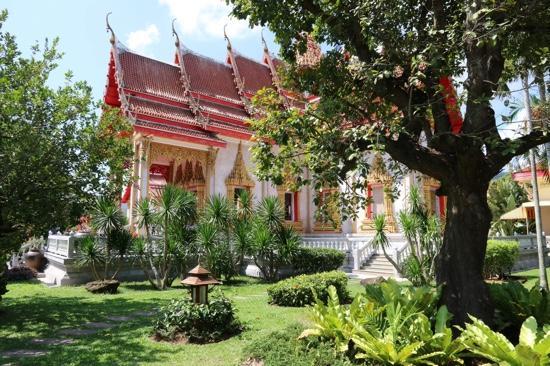 Laguna Tours: Wat Chalong