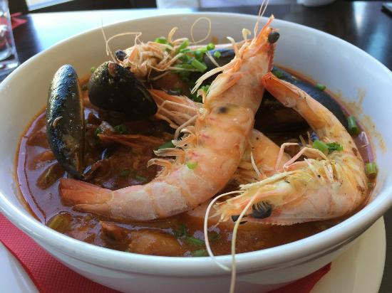 Mash: South Western Chowder (Seafood Gumbo)