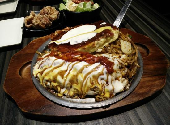 Botejyu: Okonomiyaki