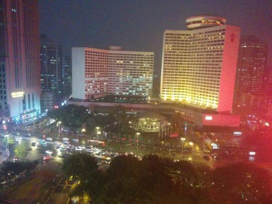 Baiyun Hotel: view
