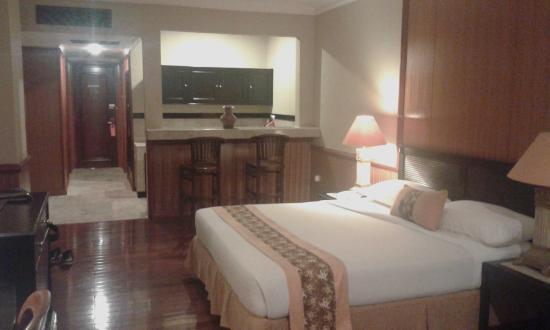 Hotel Gran Senyiur: suite