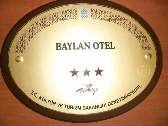 Hotel Baylan: 3 Star
