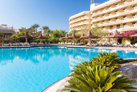 Sindbad Aqua Hotel & Spa: Бассейн