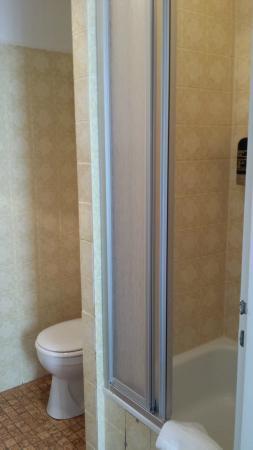 Hotel Domspitzen: Shower