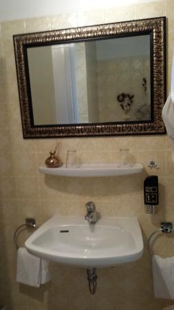 Hotel Domspitzen: Sink
