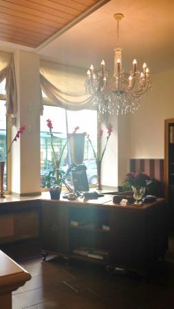 Hotel Domspitzen: Lovely Lobby