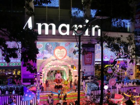 Amarin Plaza