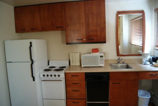 Anchorage Grand Hotel: cozinha