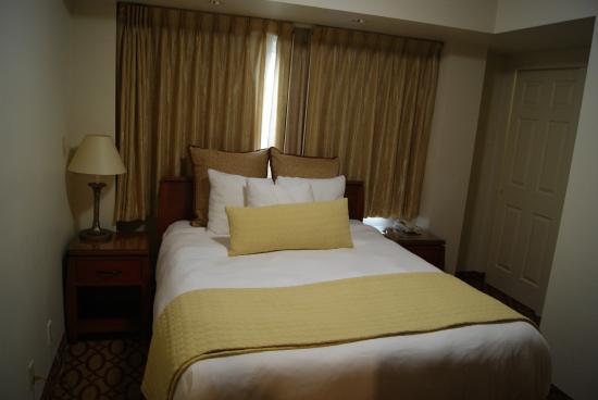 Anchorage Grand Hotel: quarto